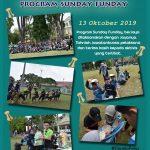 Program Sunday Funday - PERGEO